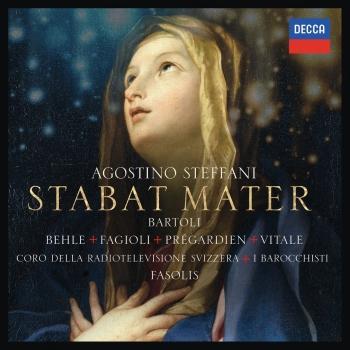 Cover Steffani: Stabat Mater