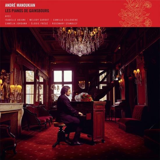 Cover Les pianos de Gainsbourg