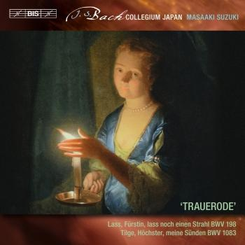Cover J.S. Bach: Trauerode, BWV 198