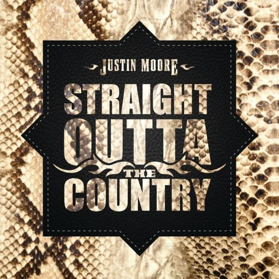 Cover Straight Outta The Country
