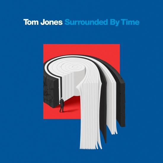 Cover Surrounded By Time