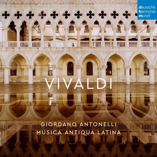 Cover Vivaldi Concertos