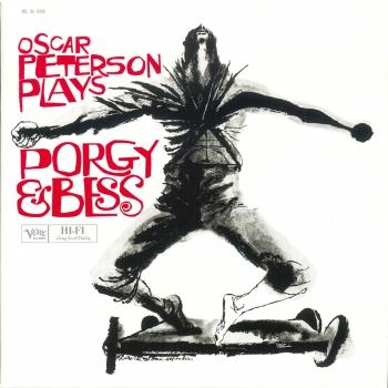 Cover Oscar Peterson Plays Porgy And Bess