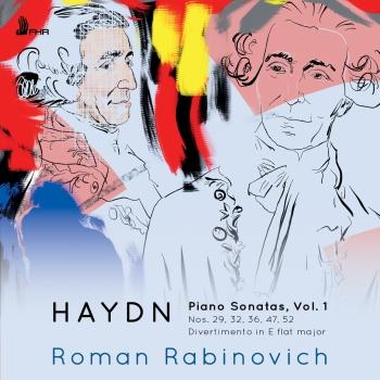 Cover Haydn: Piano Sonatas, Vol. 1