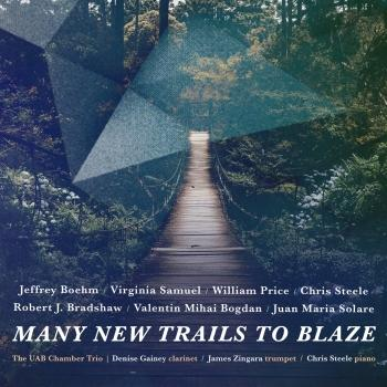Cover Many New Trails to Blaze