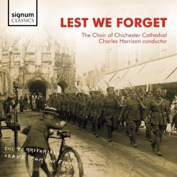Cover Lest We Forget