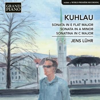 Cover Kuhlau: Piano Sonatas