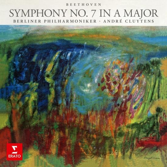 Cover Beethoven: Symphony No. 7, Op. 92