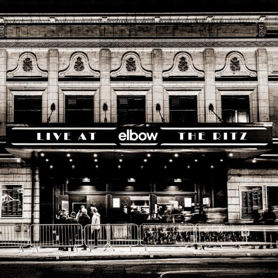 Cover Live at The Ritz - An Acoustic Performance