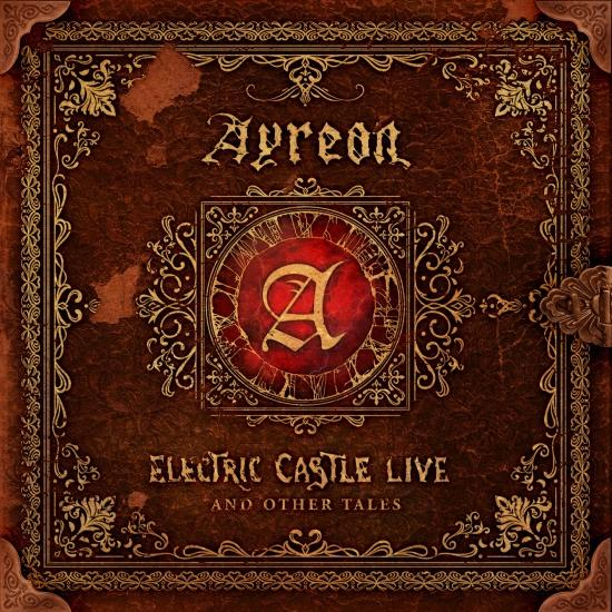 Cover Electric Castle Live And Other Tales