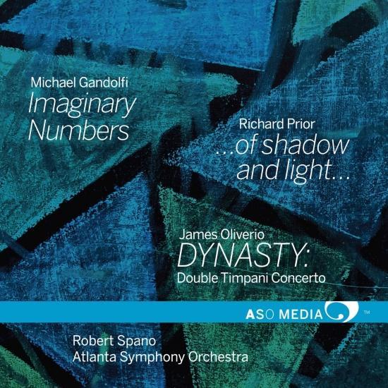 Cover Gandolfi, Prior & Oliverio: Orchestral Works