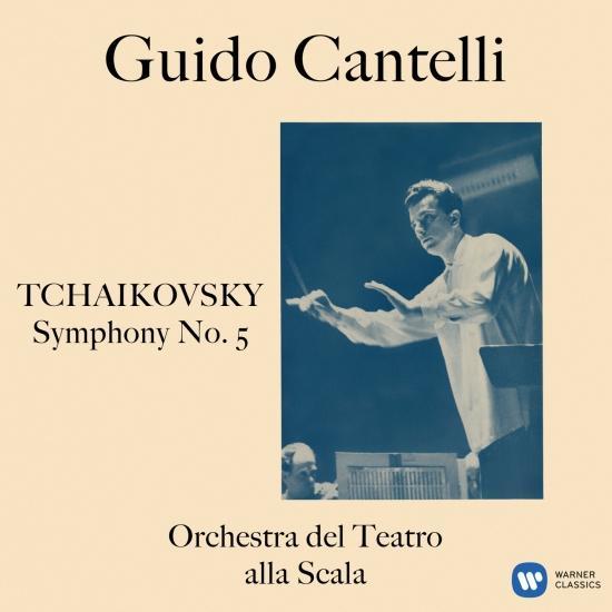 Cover Tchaikovsky: Symphony No. 5, Op. 64 (Remastered)