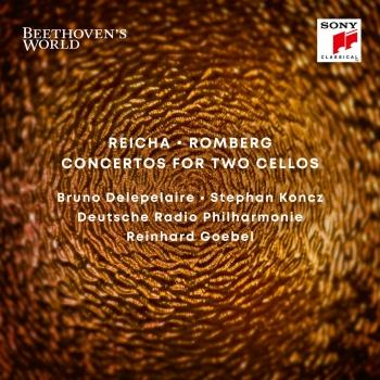 Cover Beethoven's World - Reicha, Romberg: Concertos for Two Cellos