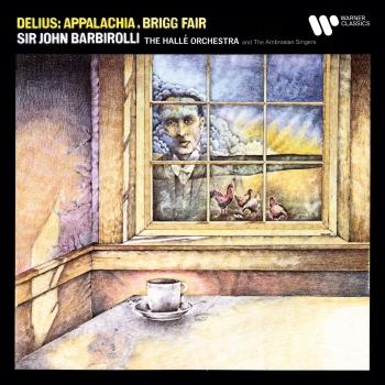 Cover Delius: Appalachia & Brigg Fair (Remastered)