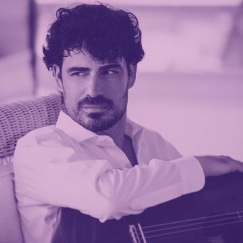 Cover Sáinz-Villegas Plays Santaolalla (EP)