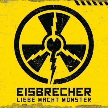 Cover Liebe macht Monster