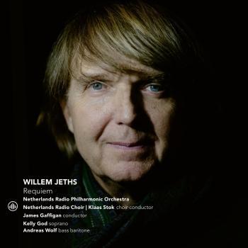Cover Willem Jeths: Requiem