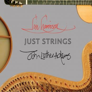Cover Harrison & Adams: Works for Harp, Guitar & Percussion