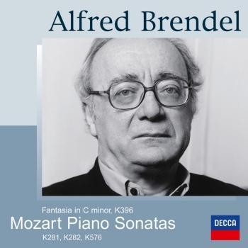 Cover Mozart: Fantasia in C Minor, K.396; Piano Sonatas