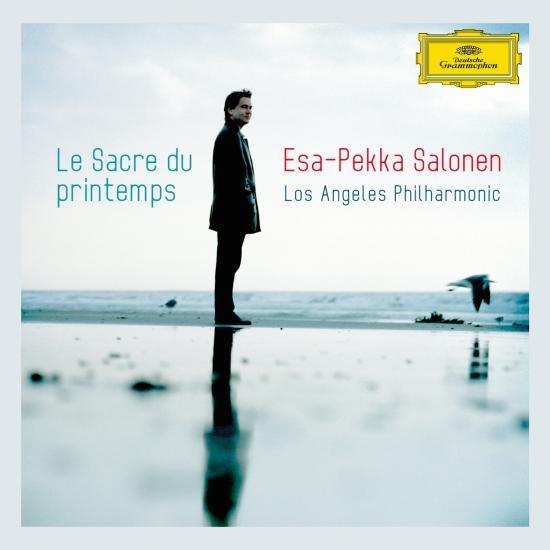 Cover Stravinsky Le Sacre du Printemps / Bartók The Miraculous Mandarin Suite / Mussorgsky A Night On The Bare Mountain