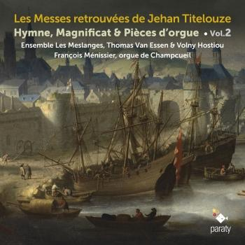Cover Les Messes retrouvées de Jehan Titelouze, Vol. 2