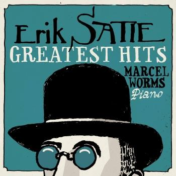 Cover Erik Satie Greatest Hits