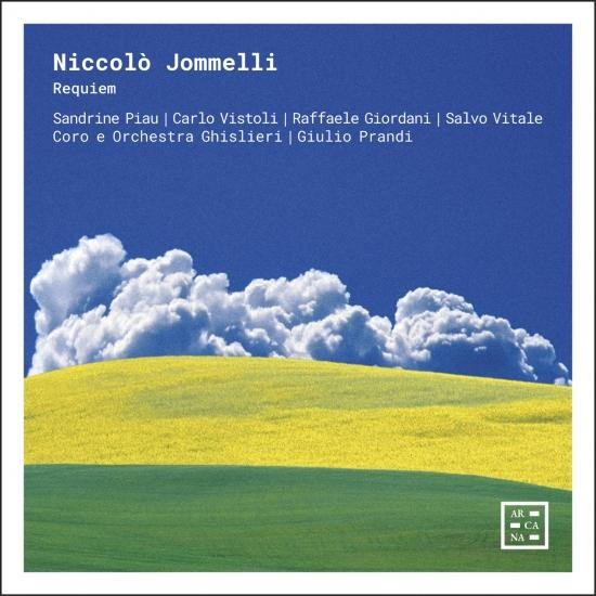 Cover Jommelli: Requiem