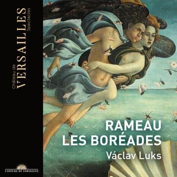 Cover Rameau: Les Boréades
