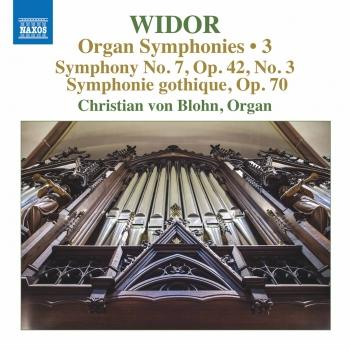 Cover Widor: Organ Symphonies, Vol. 3