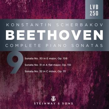 Cover Beethoven: Complete Piano Sonatas, Vol. 9