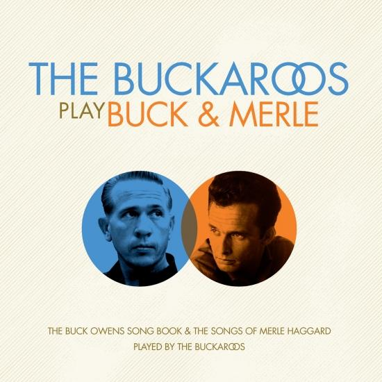 Cover The Buckaroos Play Buck & Merle