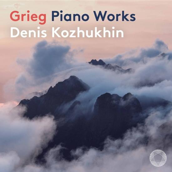 Cover Grieg: Piano Works