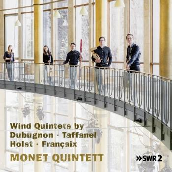 Cover Dubugnon, Taffanel, Holst and Françaix: Wind Quintets