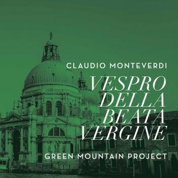 Cover Monteverdi: Vespro della Beata Vergine, SV 206 (Live)