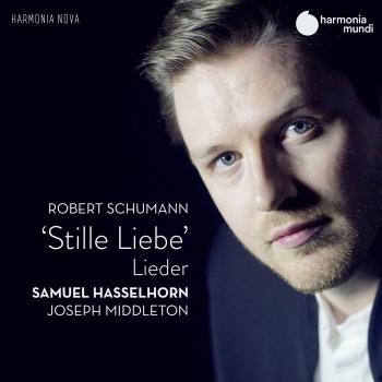 Cover Schumann: Stille Liebe