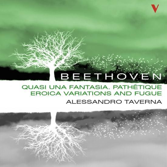 Cover Beethoven: Piano Sonatas, Op. 27, Op. 13 & Eroica Variations, Op. 35