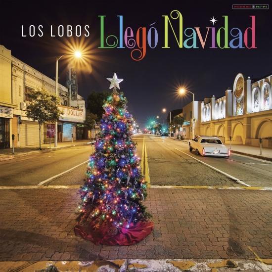Cover Llegó Navidad