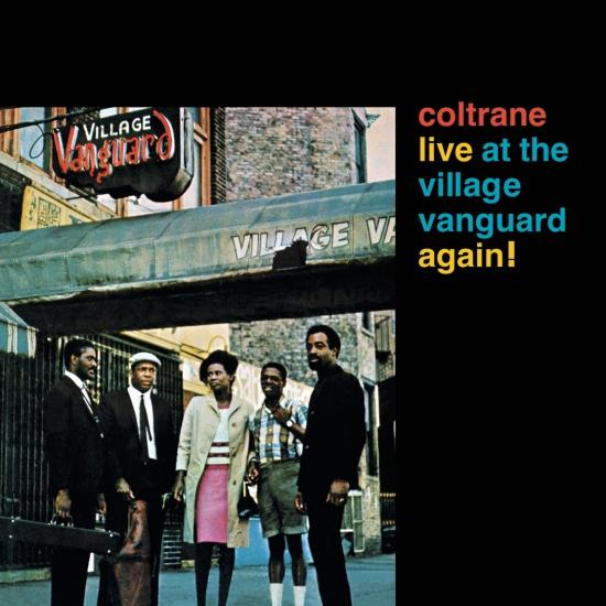 Cover Live At The Village Vanguard Again! (Remaster)