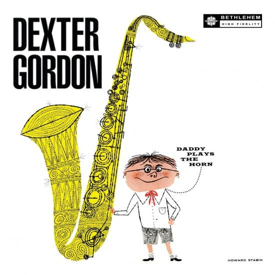 Cover Daddy Plays The Horn