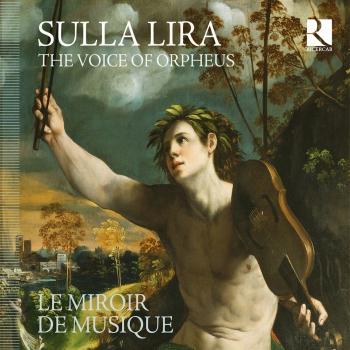 Cover Sulla Lira The Voice of Orpheus