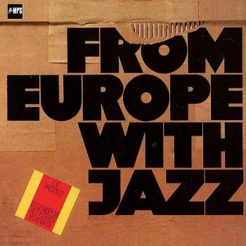 Cover From Europe With Jazz