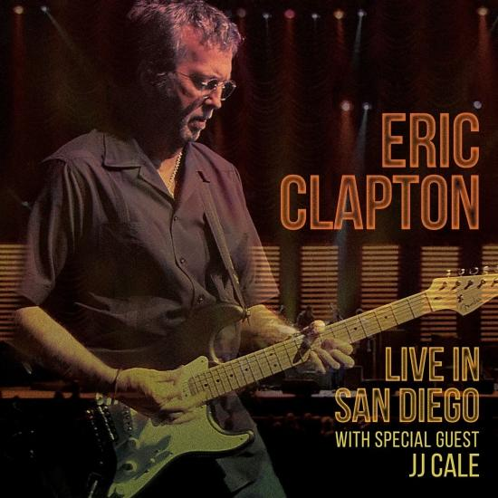 Cover Live in San Diego (with Special Guest JJ Cale) (Remastered)