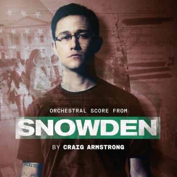 Cover Snowden (Orchestral Score)