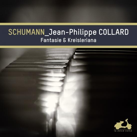 Cover Schumann: Fantasie & Kreisleriana