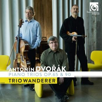 Cover Dvořák: Piano Trios, Op. 65 & 90