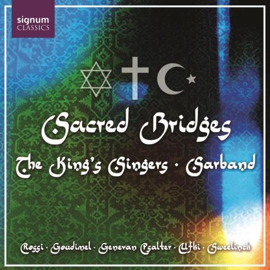 Cover Sacred Bridges