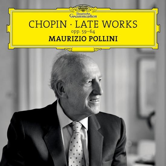 Cover Chopin: Late Works, Opp. 59-64