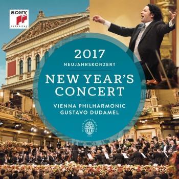 Cover New Year's Concert 2017 / Neujahrskonzert 2017