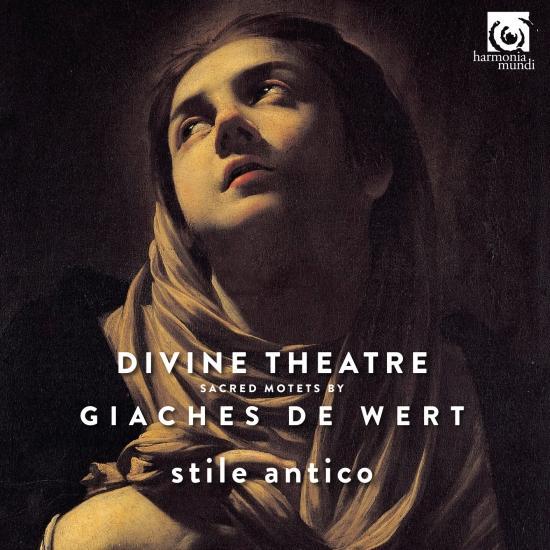 Cover Giaches de Wert: Divine Theatre, Sacred Motets