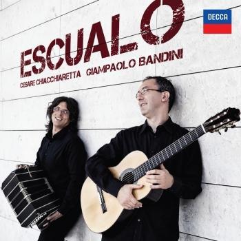 Cover Piazzolla: Escualo